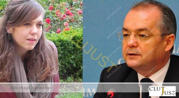 Iza Szocs vs. Emil Boc