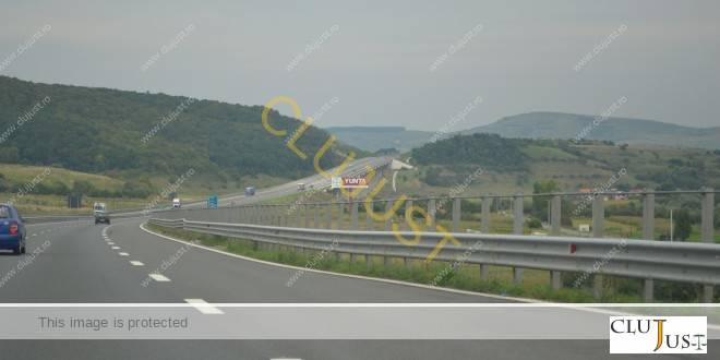 Record național de viteză pe autostrada Transilvania, stabilit de un fotbalist de 18 ani: 255 km/h