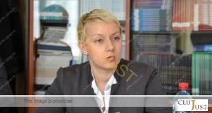 jud.Dana Gîrbovan - președinte UNJR