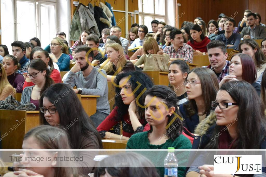 studenti la conferinta elsa cluj-napoca (1)