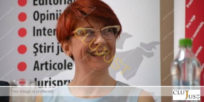 "Andrea Chiș, candidat la CSM: ""Cred că o candidatură onestă va beneficia de un vot onest"""