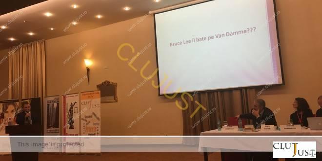 Ultimul slide din prezentarea lui Sergiu Golub (foto Alina Mihaela Zah)