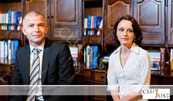 Anamaria Măstăcănean și Alexandru Coroian