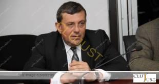 Primarul din Florești, Horia Sulea (foto presalocala.ro)