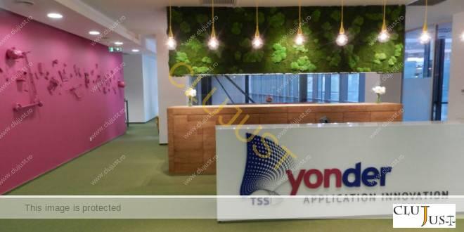 Secretariatul de la Yonder Cluj (sursa foto eclujeanul.ro)