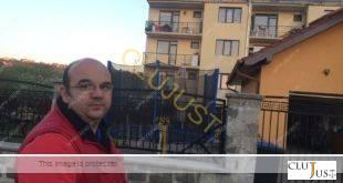 Adrian Roșca, proprietarul casei umbrite de bloc