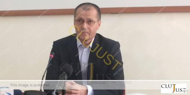 Buzoianu își reneagă firma de construcții după ce s-a aflat de contractul cu UMF Cluj