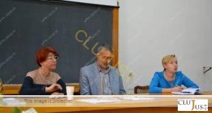 Andrea Chiș, Ion Copoeru și Dana Gîrbovan