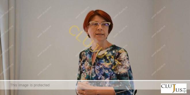 Proiectul de candidat pentru CSM al judecătoarei Andrea Chiș