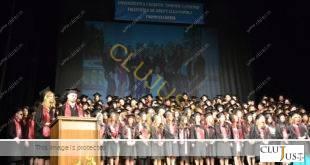 studenti festivitate absolvire facultatea de drept cantemir cluj 2016 (15)
