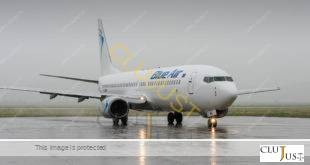 zbor liverpool avion blue air