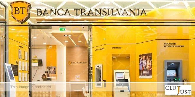 Banca Transilvania și-a mutat firma de recuperare creanțe în Cluj. Câteva contestații la executare admise