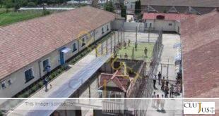 Penitenciarul Bistrița (sursa foto observatorbn.ro)