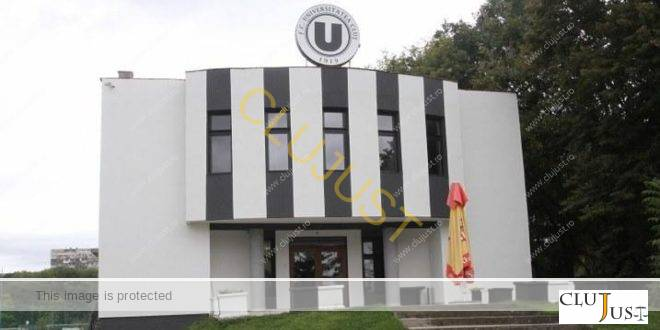 FC Universitatea Cluj SA a intrat în faliment