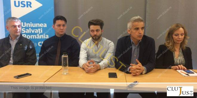 Președintele Asociației pentru Protecția Urbanistică a Clujului demisionează pentru a face politică