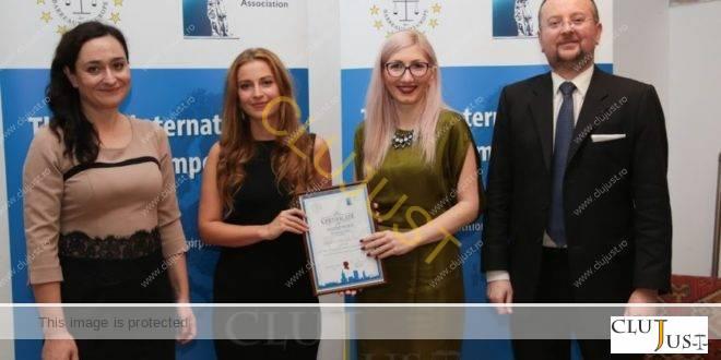 Două tinere avocate din Cluj s-au clasat pe locul 2 la un concurs internațional de contracte
