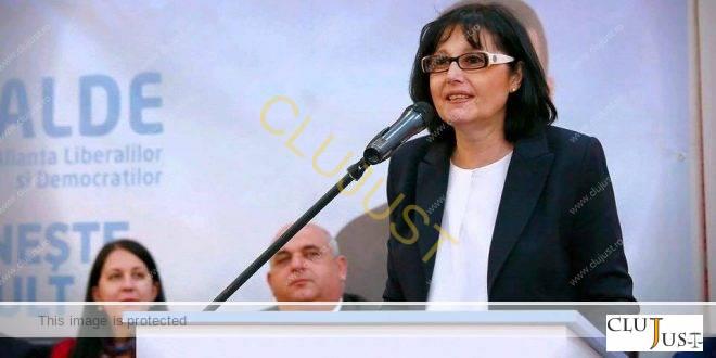 """Steluța Cătăniciu va candida la parlamentare: """"Nu există nicio interdicție"""""""
