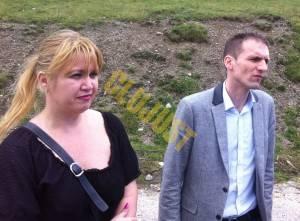 Directorul Mariana Rațiu și manager de proiect Gavrilă Iuga