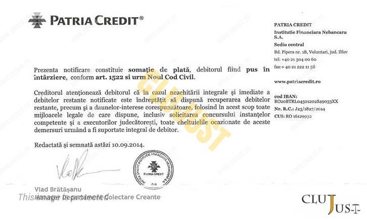 somatie patria credit 4