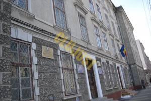 Clădirea unde este DNA Cluj