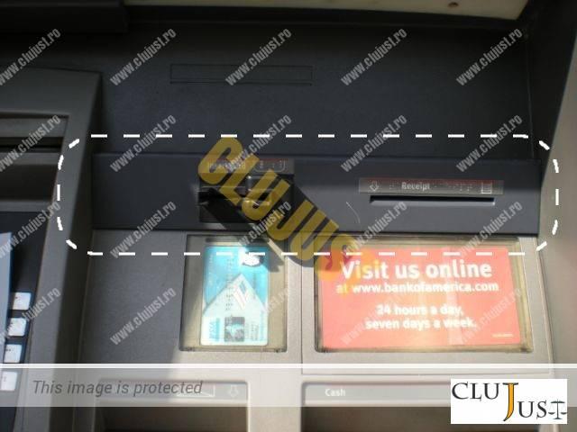 skimmer bancomat card