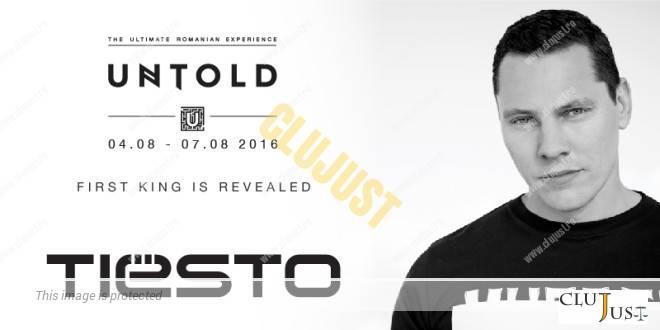 UNTOLD- TIESTO