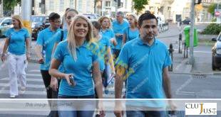 Adrian Gurzău și Cecilia Petrovan