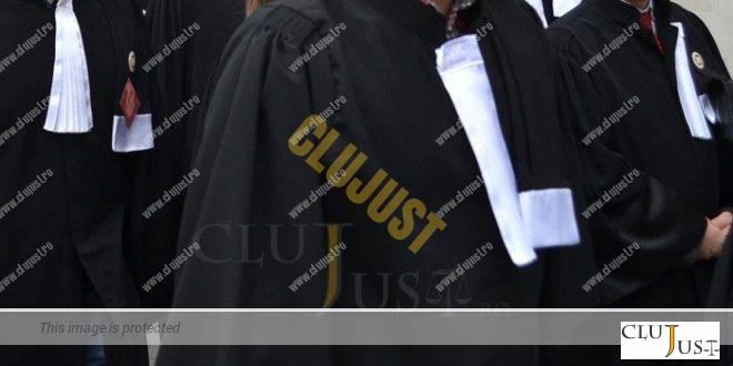 Peste 400 de avocați din Baroul Cluj au cerut indemnizații pe luna aprilie