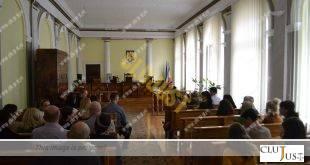Adunarea magistraților de la judecătoriile din Cluj