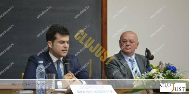 Din culisele activității CCR, cu judecătorul Mircea Ștefan Minea și magistratul-asistent Fabian Niculae