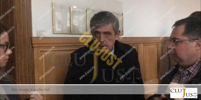 Horea Uioreanu a câștigat definitiv procesul în care CJ Cluj îi cerea 165.000 lei plus dobânda