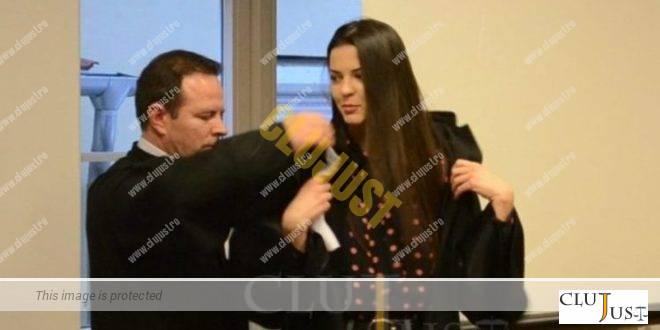 Noii avocați stagiari din Baroul Cluj au depus jurământul profesional și au îmbrăcat oficial roba