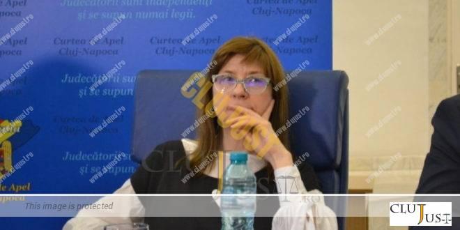 """Judecătoarea Andrea Chiș a răbufnit: """"atingerea reputatiei unui sistem intreg nu are remediu?"""""""
