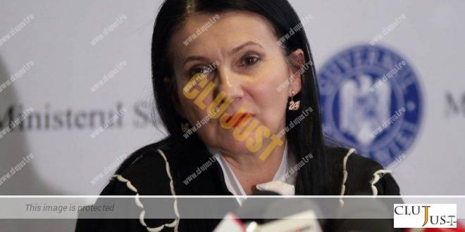 Sorina Pintea, reținută de procurorii DNA
