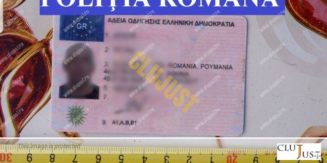 Intermediari de acte de identitate false la Cluj