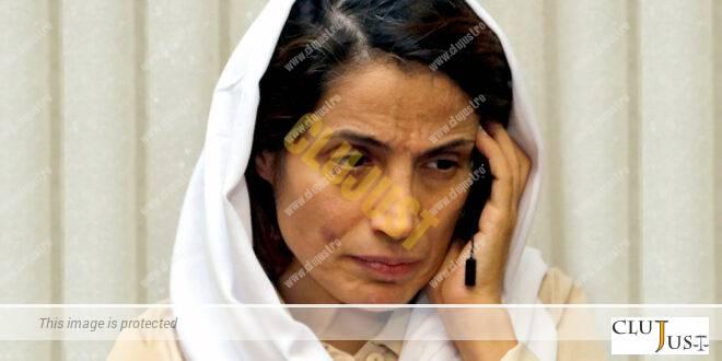 Celebra avocată iraniană Nasrin Soutudeh, în stare gravă după 40 de zile de greva foamei