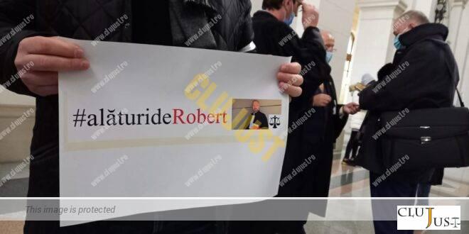 Se anunță un nou protest al avocaților din Baroul București pentru motivarea în cazul Roșu
