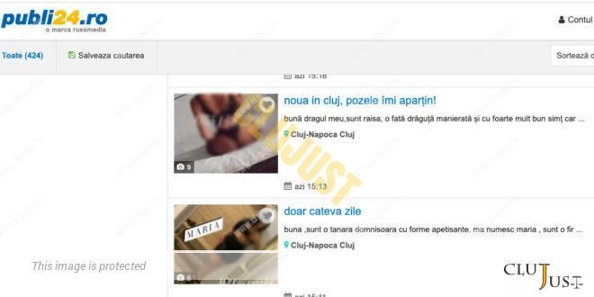 O tânără din Cluj a câștigat daune morale de 7.000 euro pentru că au apărut poze cu ea la categoria Escorte pe Publi24