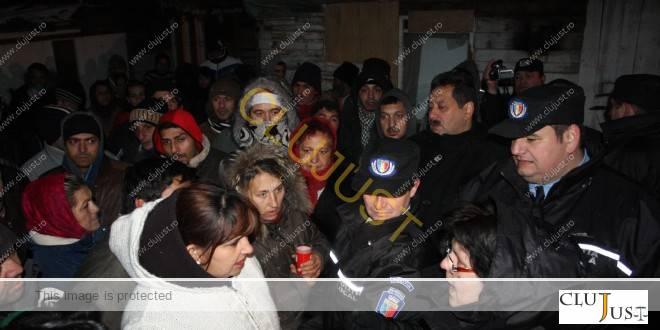 Primăria Cluj-Napoca scapă de plata a circa 460.000 de euro către romii evacuați în 2010