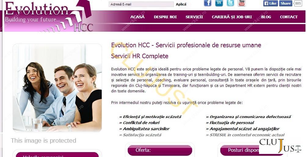 pagina evolution HCC