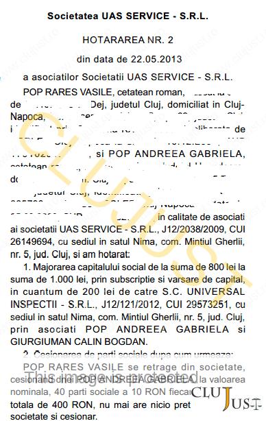 pop rares UAS service1