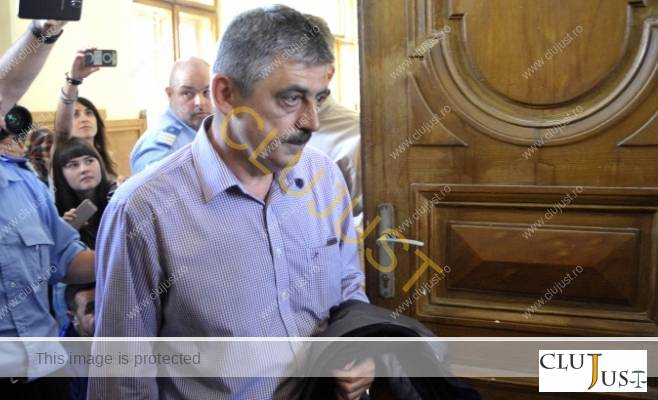Horea Uioreanu la Curtea de Apel Cluj
