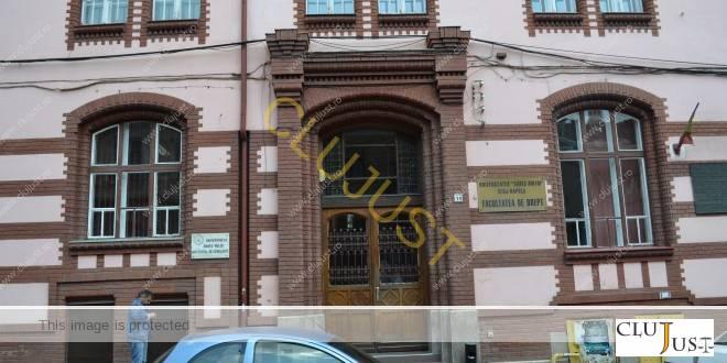 Instanța a desființat ordonanța de renunțare la urmărirea penală în cazul furtului de la Facultatea de Drept UBB