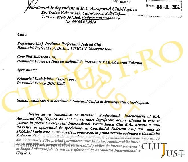 scrisoare sindicat aeroport copy