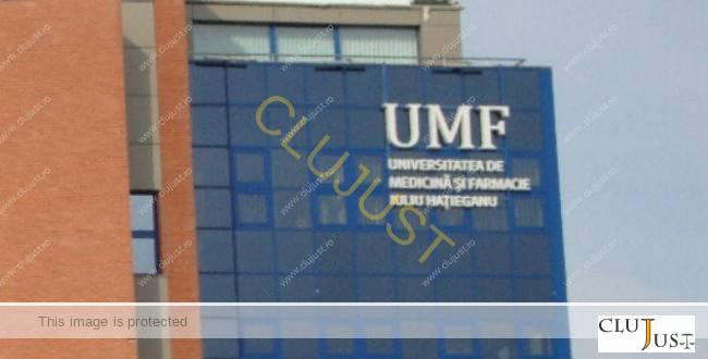 Cinci cadre didactice din UMF Cluj-Napoca, în frunte cu Marius Bojiță, trimise în judecată