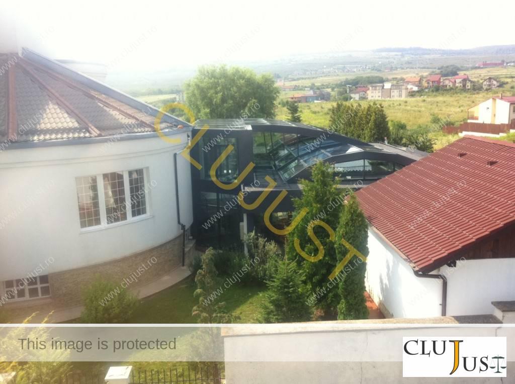 Vila in care locuieste Ioan Bene