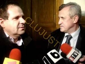 Alături de celebrul avocat Gheorghiță Mateuț
