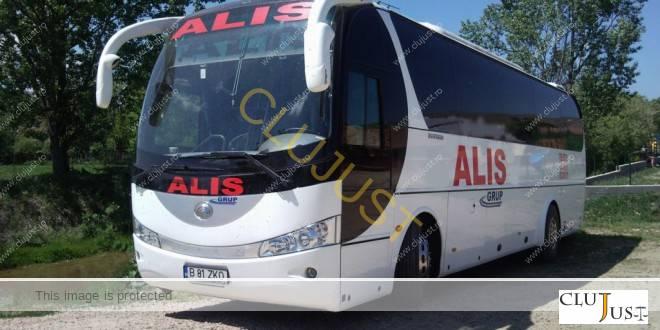 Firma de transport Tours Claus (Alis), cercetată penal pentru operațiuni cu firme fictive