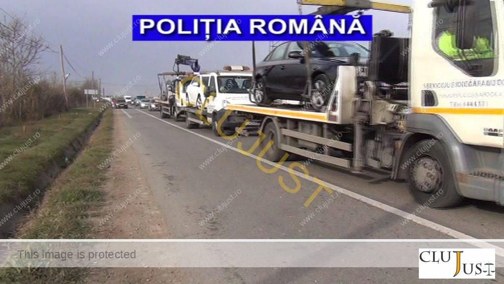 politia la targul oserul auto cluj  (2)