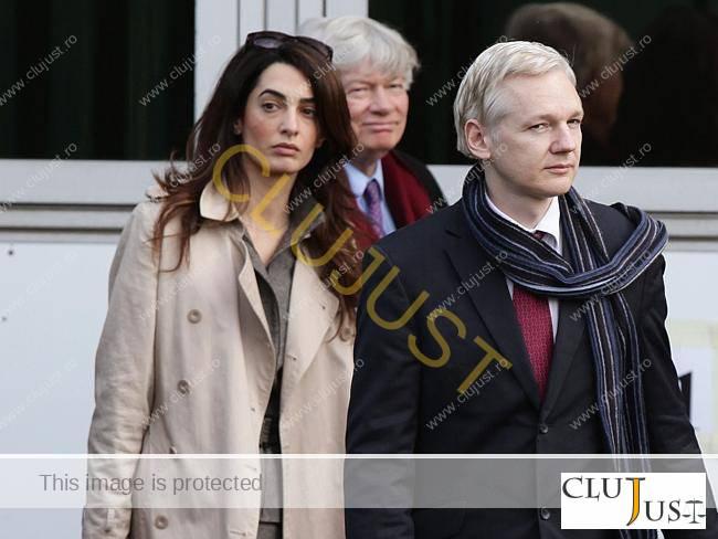 amal si julian assange